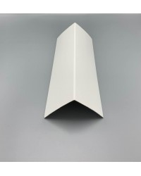PVC HOEK WIT 100mm X 100mm