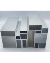 BUISPROFIEL 50X50-3mm KLEUR...