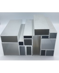 BUISPROFIEL 40X80-2mm WIT...