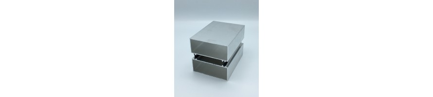 Steunpalen (thermisch onderbroken) in aluminium