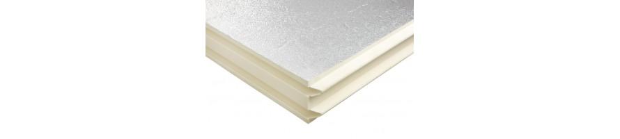 Bauder voor spouw of binnenkant dak PIR W
