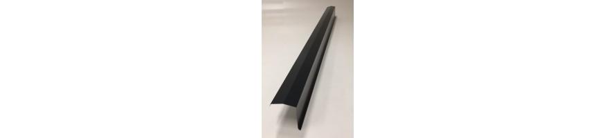 Afwerkingsprofielen voor dakpan-panelen