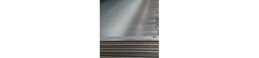 Platen in zink 0.8mm