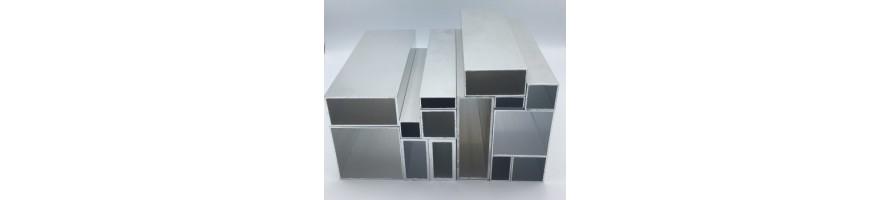 Buisprofielen in aluminium