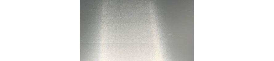 Brut (niet geanodiseerd) Hoekprofielen in aluminium