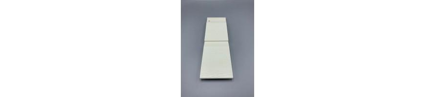 creme wit (kleur 96) dubbel gevelbekleding + toebehoren deceuninck